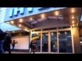 Attack On Inter TV Channel In Kiev 03 01 2015