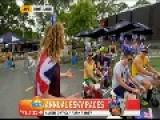 Australia Day Esky Races