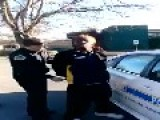 A Pair Of Nashville TN Metro Cops Endure Lots Of Abuse Making This Arrest