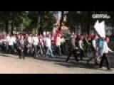 Anti-immigrant March In Gryf Poland