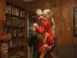 A Special Dance Between A Father And His Daughter