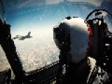 Awesome Footage Of F18 Conducting Combat And Training Missions