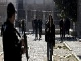 As Syria's War Rages Next Door, Students Violently Clash At Turkey's Oldest University