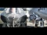 A-10 Warthog 30mm GAU-8 Avenger Vs F-35 Lightning 25mm GAU-22 Equalizer - BRRRT Comparison