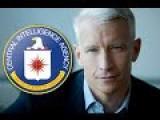 Anderson Cooper Confronted On CIA's Control Over Media