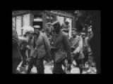 Animated Stereoscopic Photographs Of German POWs Being Paraded Through Amiens, France 1915