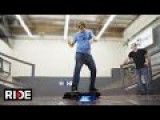 AMAZING TONY HAWK ...REAL HOVERBOARD...OR FAKE?