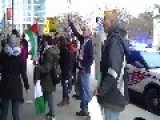 AIPAC Convention Draws Pro-Palestine Protesters