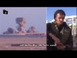 A Low Res View Of A Martyrdom Attack On The Iraq Syria Border
