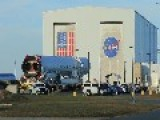 Antares ORB3 Rocket Readied For Launch To ISS | Raw Video