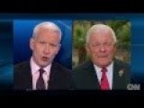 Anderson Cooper Tears Into AZ Pol Over 'Anti-Gay' Law: 'You're Seriously Blaming The Media?
