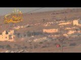 Another Tank Of The Dictator Is Destroyed By Mujahideen With ATGM