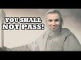 Andrzej Gandalf Duda - You Shall Not Pass! Immigrants Style