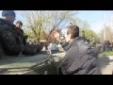 Anti-govt Protesters Seize Ukrainian APCs, Army Units 'switch Sides' VIDEO