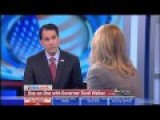 ABC's Raddatz Grills Scott Walker On His 'Big, Bold, Fresh Ideas' On Syria, Immigration