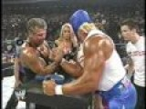 Arm Wrestling With Vince McMahon And Hulk Hogan