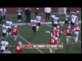 A High School Quarterback Doesn't Know How A Football Game Ends
