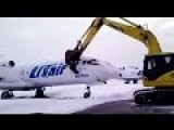 Airport Worker Destroys Jet After Getting Fired