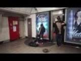 Awesome Tiburcio Dancing In London