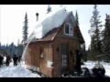 Alaskan Rooftop Snow Removal