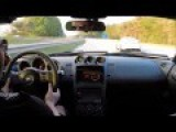 A Nissan 350z Was Racing A Porsche 991 When Something Unbelievable Happened