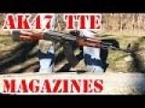 AK47 Magazine Test - TT&E