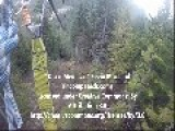 Awesome Zipline Video From Whistler Mountain In Canada