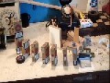 An Impressive Rube Goldberg With Surprise Ending