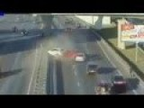 Amazing Car Crashes Road Accident 2014