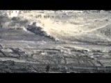 Awesome Footage Of Heavy Helicopters Engage ISIS Fighters In Iraq
