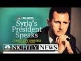 Assad Interview About Syria, ISIS, USA