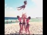 AMATURE CHEERLEADING FAIL