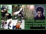 Awesome Cosplays Vol. 2 - Minato, Kakashi, Rin, Obito Naruto: Shippuuden