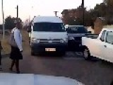 Angry Driver. South African Version