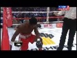 Actor Mickey Rourke Wins Boxing Match Opponent Takes Obvious Dive