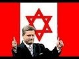 Arab Politicians Yell On Canada PM Harper During His Speech At Israel Parlament