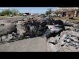 AFTERMATH AV-8B Harrier FATAL CRASH 1 Of The 170 AV-8B Crashes