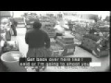Armed Robbery Goes Wrong Clerk Kills Robber- Caught On Camera