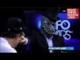 Alex Jones Uses An Alien Costume And Acts Stupid As Usual
