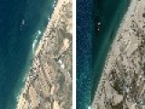 Ariel Photos Of 25 Jewish Communities Which Were Demolished By Israel During The Gaza Pull Out