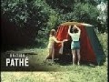 Amazing Inventions Scooter Tent 1959