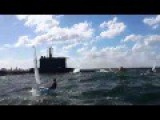 An Argentine Submarine Totally Wrecked A Kids' Sailing Competition