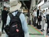 At Tokyo Station