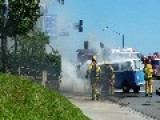 Another German Piece Of Crap On Fire CAR-B-Q