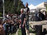 Apple CEO Tim Cook Also Takes The ALS Ice Challenge