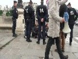 Arrests Of Anti-gay Marriage Activists In Paris