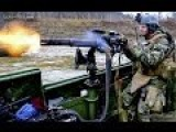 AWESOME Military Mini Gun Vs Machine Gun Comparison Video