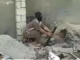 A Terrorist Earn His Virgin Goats