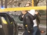 A Fascist Jew Hating Liberal Male Yells 'Heil Hitler' After Fatally Shooting 3 At Jewish Centers