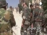 Aleppo: Syrian Army Says It Has Control Of Contested District Of City